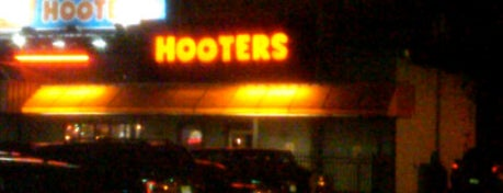 Hooters is one of Favorite Food.