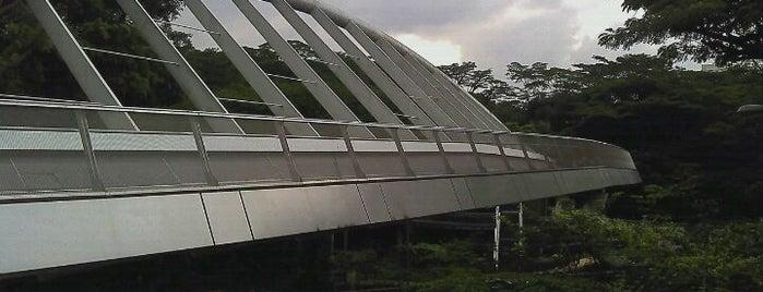 Alexandra Arch is one of Trek Across Singapore.