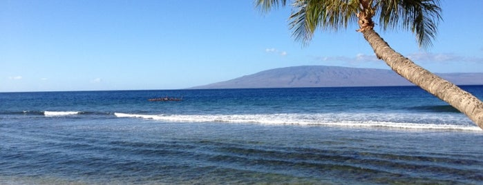 Kā'anapali Beach is one of ALL TIME FAVORITES.