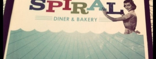 Spiral Diner & Bakery is one of Cowtown Restaurant Run.