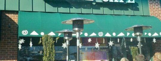 Bagel Cafe is one of Food/Drink Favorites: DC & Northern Virginia.