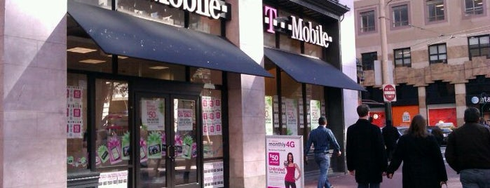 T-Mobile is one of GDC USA.