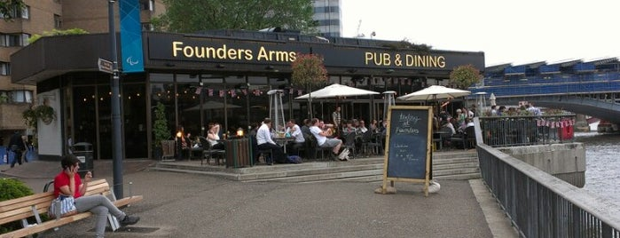 Founder's Arms is one of zeus.