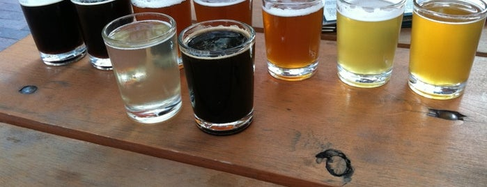 Arbor Brewing Company is one of Breweries to Visit.