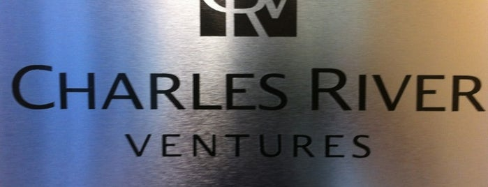 Charles River Ventures is one of Startups & Spaces NYC + CA.