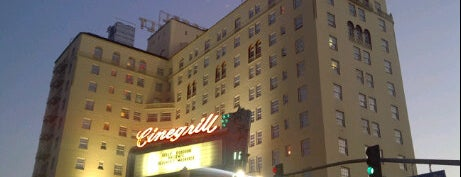The Hollywood Roosevelt is one of USA Trip 2013 - The West.