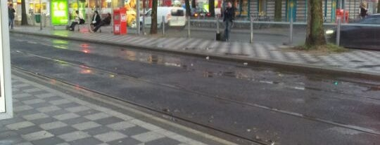 U+H Belsenplatz is one of workflow.