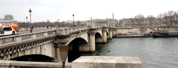 Pont de la Concorde is one of Paris.