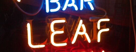 Maple Leaf Bar is one of New Orleans, LA.