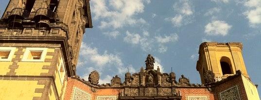 Templo de San Francisco is one of Puebla #4sqCities.