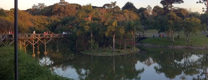 Jardim Botânico is one of Lugares Feel Good em Curitiba.