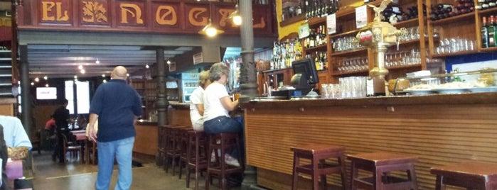 El Nogal is one of Guide to Avilés's best spots.