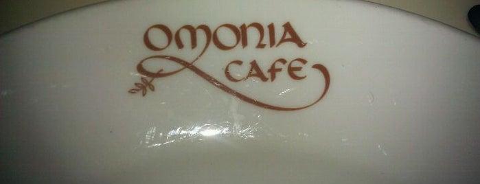 Omonia Cafe is one of Astoria-Astoria!.