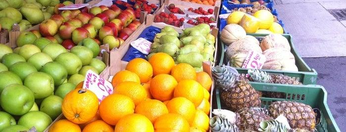 Naschmarkt is one of Vienna, Austria - The heart of Europe - #4sqCities.