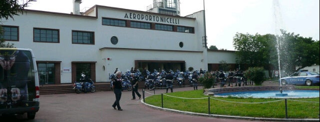 "Aeroporto di Venezia-Lido ""Giovanni Nicelli"" (LIPV) is one of Venice 68 Parties."