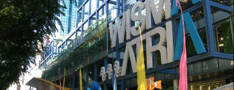 Wisma Atria is one of Retail Therapy Prescriptions SG.
