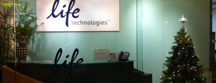 Life Technologies (Biopolis) is one of OFFICE VOL.2.