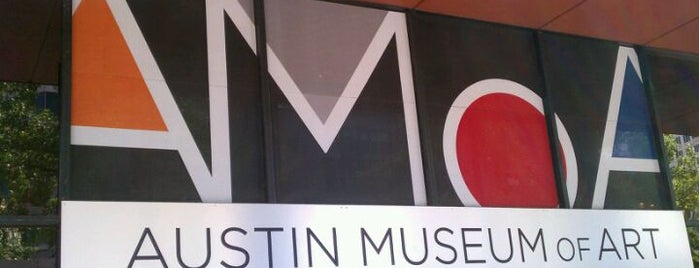 Austin Museum of Art Downtown is one of All-time favorites in USA.