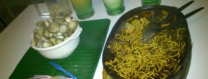 Andalas Corner is one of Makan Time..