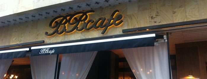 BBcafe is one of Завтраки.
