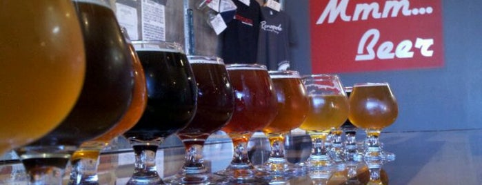 Renegade Brewing Co. is one of The 15 Best Places for Stout Beers in Denver.