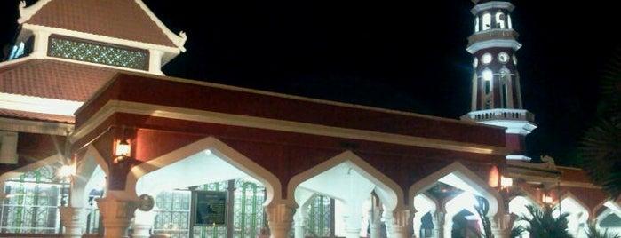 Masjid Jamek Seremban is one of Baitullah : Masjid & Surau.
