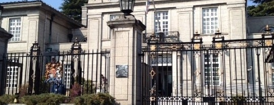British Embassy is one of Tokyo as a local.