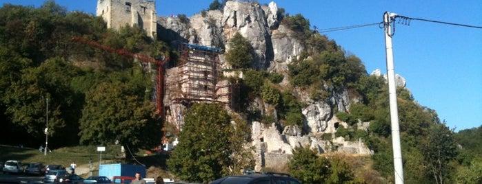 Stari Grad Kalnik is one of Castles in Croatia.