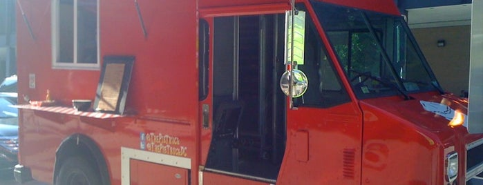 Dangerously Delicious Pie Truck is one of DC's Best Food Trucks.