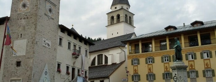 Pieve di Cadore is one of Veneto best places.