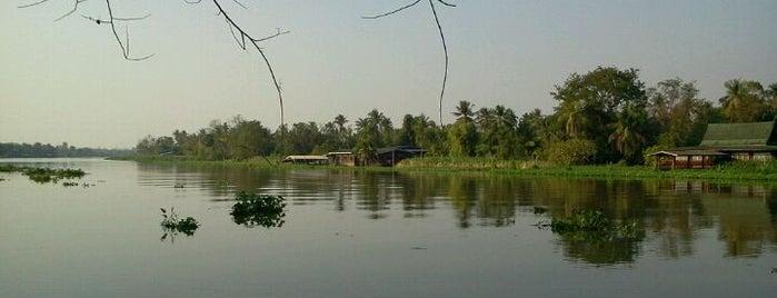 Prewlom Chom Nam is one of By the River.