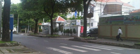 Indonesian Consulate is one of Vietnam.