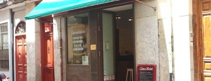 Casa Fidel is one of Madrid.