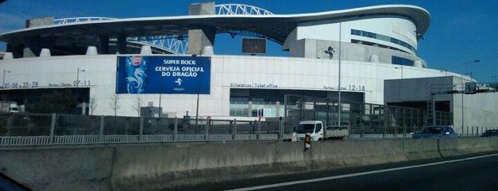 Estádio do Dragão is one of Sports Arena's.