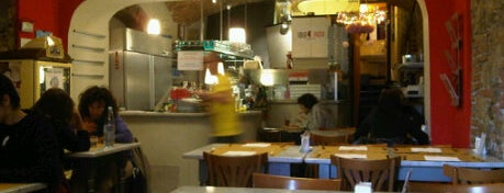Solo Pizza is one of Savona - Far from common places.