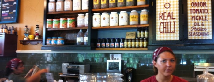 Potbelly Sandwich Shop is one of summer'12.