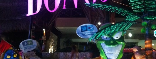 Coco Bongo is one of Cancun Zona Hotelera De Noche.