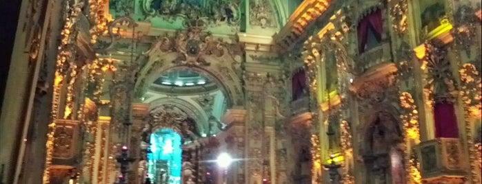 Igreja Nossa Senhora do Monte do Carmo (Ordem Terceira) is one of Comer no centro.