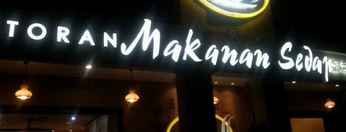 Restoren Makanan Sedap is one of Makan @ PJ/Subang (Petaling) #7.
