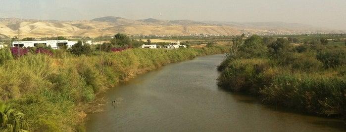 Sheikh Hussein Border Crossing is one of Jordan.