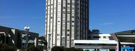 Hospital Universitario La Paz is one of Hospitales de Madrid.