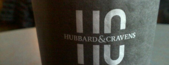 Hubbard & Cravens Coffee and Tea is one of Indy Coffee Shops.