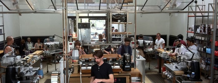 Intelligentsia Coffee & Tea is one of Top picks for Coffee Shops.