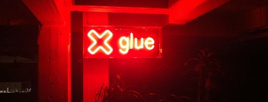 Glue Isobar is one of Silicon Roundabout / Tech City London (Open List).