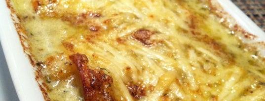 Famosa Pasta is one of Coxinha ao Caviar.
