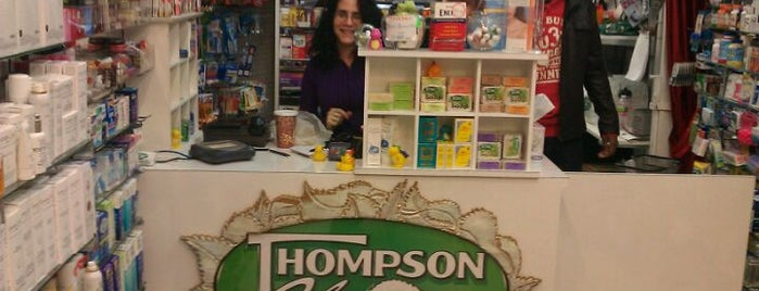 Thompson Chemists is one of #RallyDowntown Scavenger Hunt.