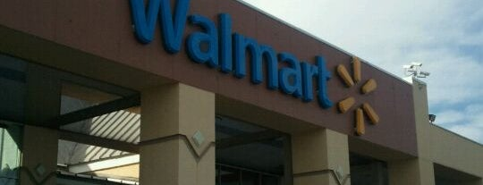 Walmart Supercenter is one of Favourite Places.