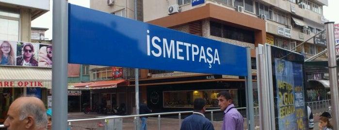 İsmetpaşa Antray Durağı is one of Antalya Antray Durakları.