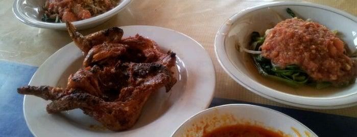 Rumah Makan Taliwang Bersaudara is one of Bandung Kuliner.