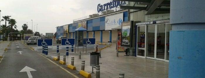 Hipermercado Carrefour is one of Lugares donde pasar un buen finde.